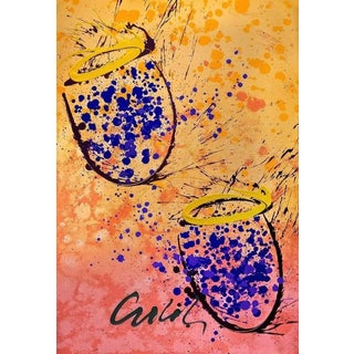 Dale Chihuly Basket Series 2015 For Sale