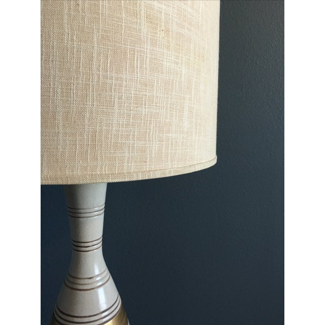 Mid-Century Palm Springs Estate Table Lamps - Pair - Image 3 of 7