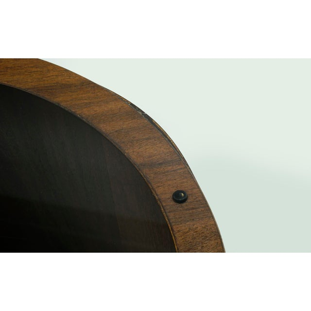 1960s 1960s Vladimir Kagan Square Snail Coffee Table For Sale - Image 5 of 7