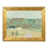 Image of Village by Per Iversen For Sale