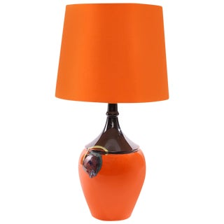 1960s Stunning Bjorn Wiinblad for Rosenthal Large Scale Lamp For Sale