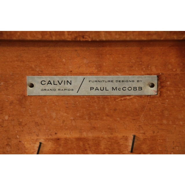 Paul McCobb for Calvin Furniture Full Size Headboard - Image 6 of 6