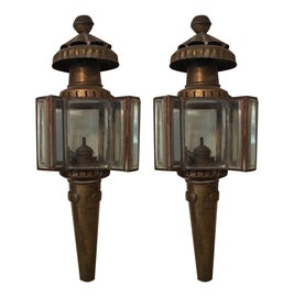 Image of Oil Lanterns