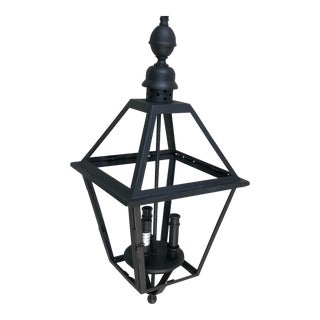 Troy Lighting Townsend Large Outdoor Lantern Pendant For Sale