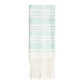Mint Chiapas Hand Towel