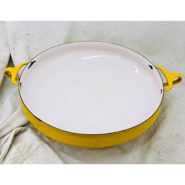 Adirondack Vintage Dansk Enamel Cookware For Sale - Image 3 of 8