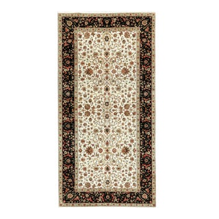 "Traditional Hand Woven Rug - 8'1"" x 16'"