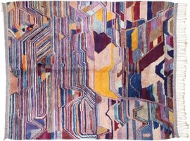 Image of Amber Contemporary Handmade Rugs