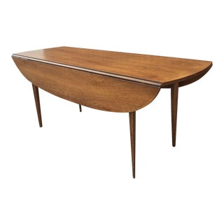 Broyhill Brasilia Drop Leaf Dining Table For Sale
