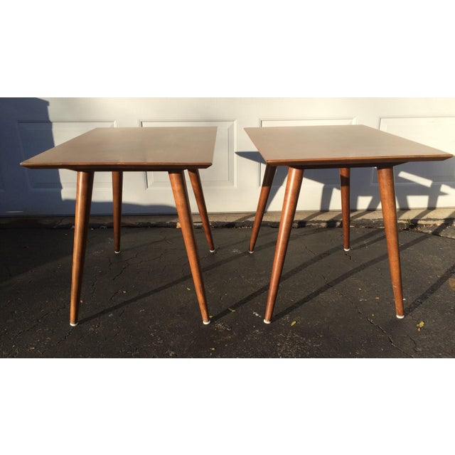 Paul McCobb Side Tables - A Pair - Image 4 of 10