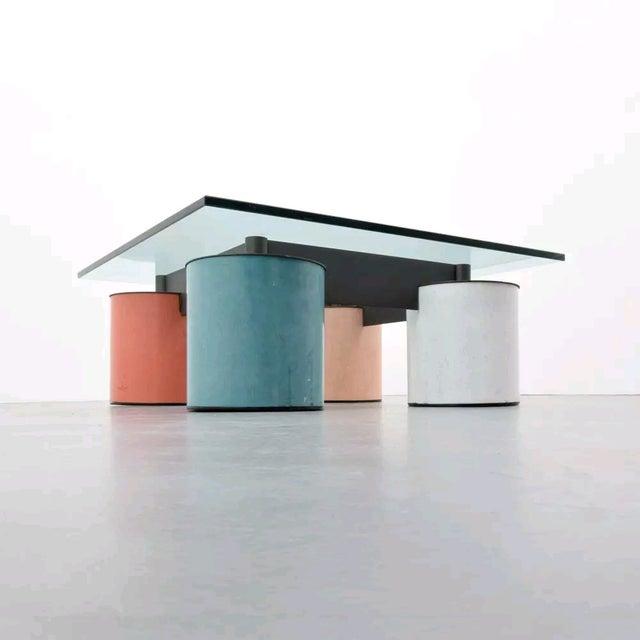 Rare Massimo Vignelli Coffee Table - Image 6 of 6