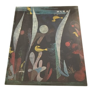 """Paul Klee"" 1969 First Edition Art Book For Sale"