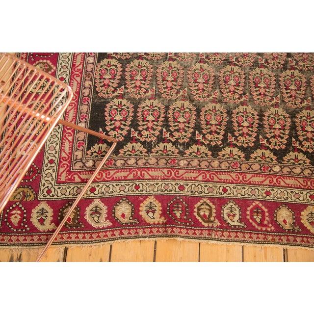 "Antique Karabagh Carpet - 5'2"" x 9'4"" For Sale In New York - Image 6 of 11"