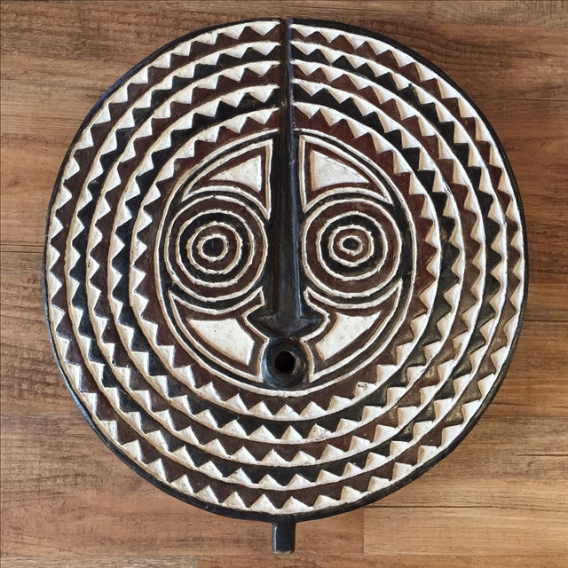 African Tribal Mask - Image 2 of 8