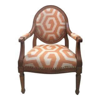 Palecek Abbey Lounge Chair For Sale