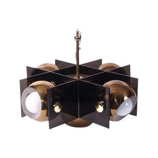 Mid Century Modern Five Light Fixture