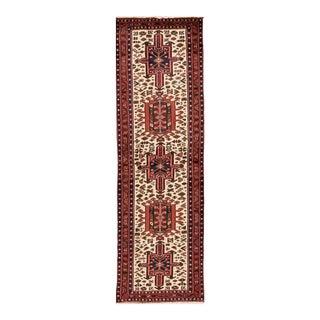 "Apadana - Vintage Persian Heriz Rug, 2'1"" x 6'8"""