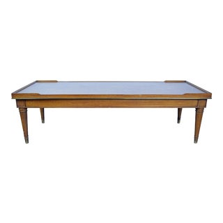 19th Century Italian Neoclassical Coffee Table For Sale