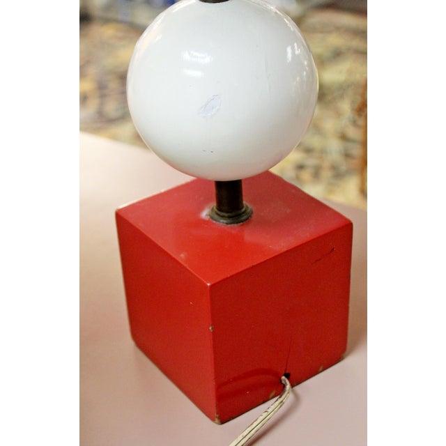 1960s Mid Century Modern Gerald Thurston Lightolier Lamp For Sale - Image 10 of 12