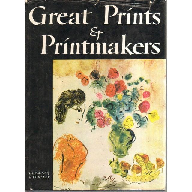 Great Prints & Printmakers by Herman J. Wechsler - Image 1 of 3