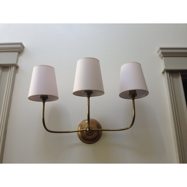 Circa Lighting Vendome Triple Sconce - Image 2 of 3