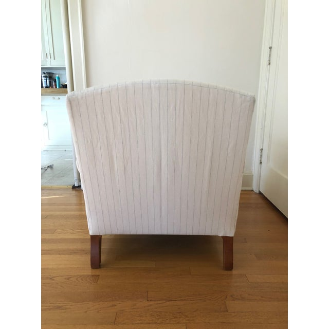 """Ralph Lauren Traditional Ralph Lauren """"Oliver"""" Accent Chair For Sale - Image 4 of 11"""