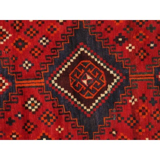 "Pasargad Vintage Shiraz Area Rug - 4' 9"" X 8' 7"" Preview"