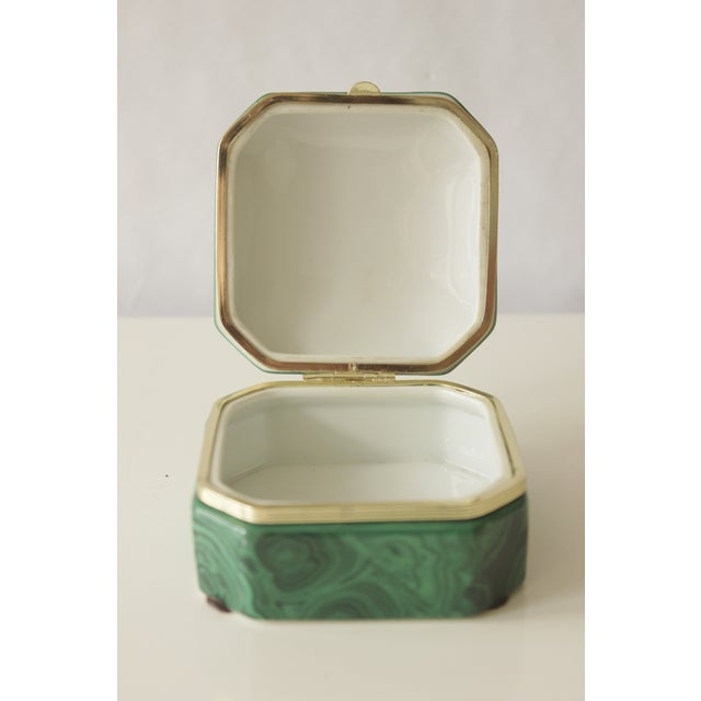 Malachite Box - Image 6 of 8