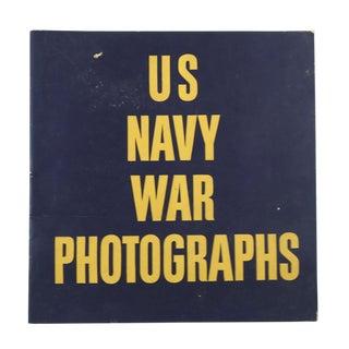 U S Navy Photographs - Pearl Harbor to Tokyo Harbor Ww II For Sale