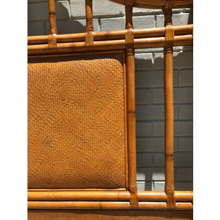 Boho Chic Tommy Bahama Rattan King Sized Bedframe Preview
