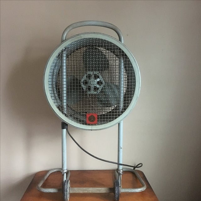 Westinghouse Mobilaire Industrial Fan For Sale - Image 10 of 11