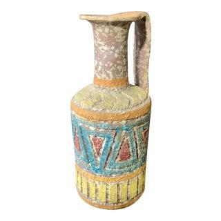 Bitossi Raymor Italian Lava Glaze Art Pottery For Sale