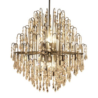 Swarovski Crystal Chandelier For Sale