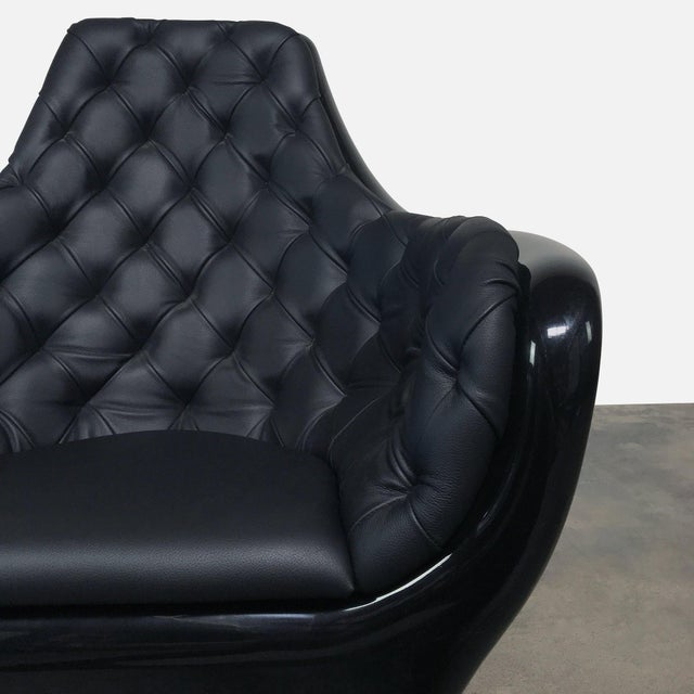 Mediterranean Spanish Jaime Hayon Bd Barcelona 'Showtime' Armchair For Sale - Image 3 of 5