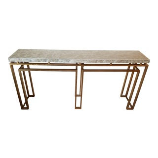Hooker Cynthia Rowley Serendipity Console Table For Sale