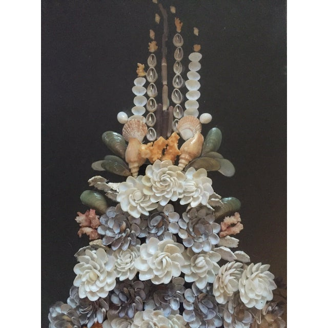 Shell Floral Wall Art - Image 5 of 6