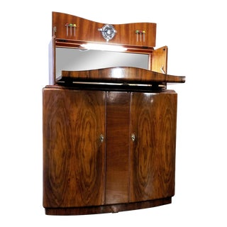 Majestic Rivington London Cocktail Cabinet For Sale