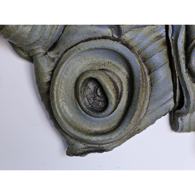 2010s Tim Keenan Ceramic Wall Sculpture For Sale - Image 5 of 7