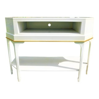 Transitional Alden Parkes - Westchester Media Console For Sale