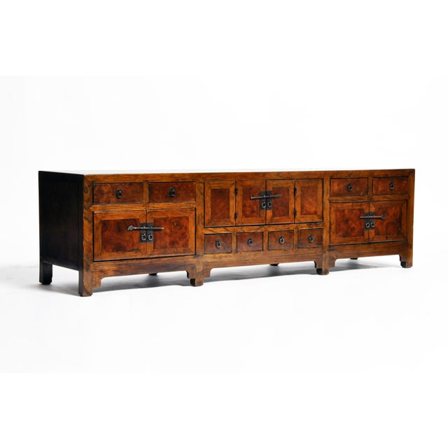 Asian 19th Century Chinese Kwang Chest With 8 Drawers For Sale - Image 3 of 13