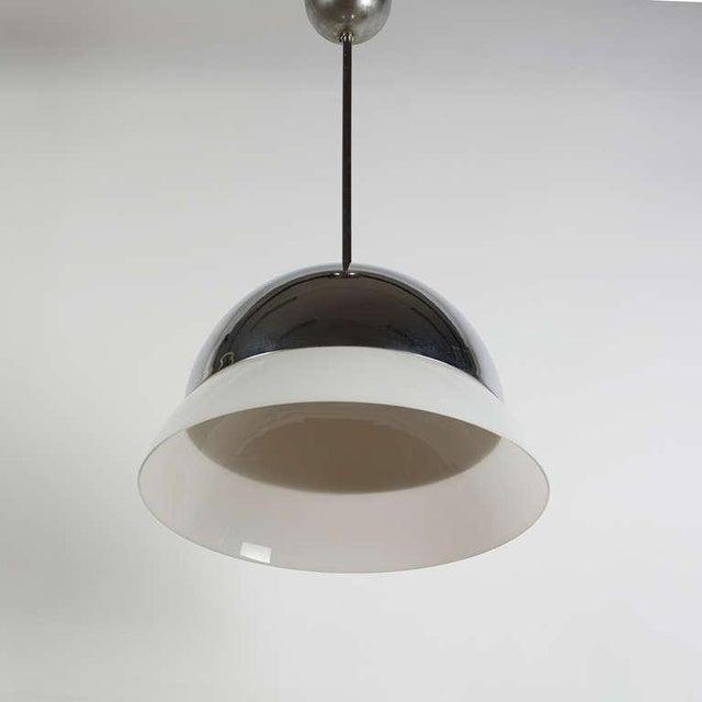 "Italian ""Cirene"" Pendant lamp by Vico Magistretti for Artemide For Sale - Image 3 of 5"