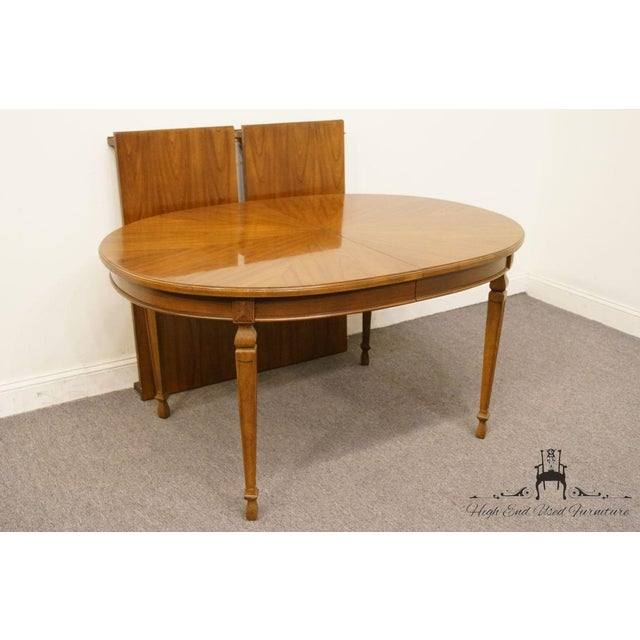 "Drexel Ponte VecchI collection Italian neoclassical 92"" dining table. We specialize in high end used furniture that we..."