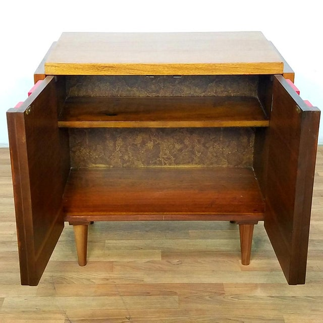 1960s 1960s Mid Century Modern Lane End Tables - a Pair For Sale - Image 5 of 13