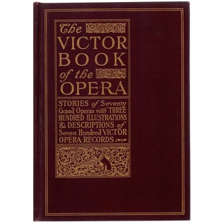 The Victor Book of the Opera For Sale