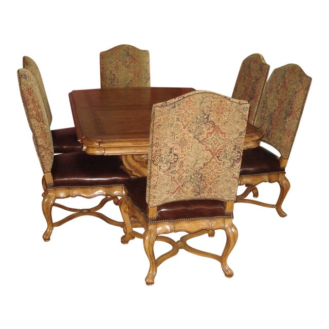 Hills of Tuscany, Italy Collection Dining Set - Image 1 of 10