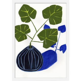 "Medium ""Abstract Plants 10"" Print by Marisa Anon, 17"" X 24"" For Sale"