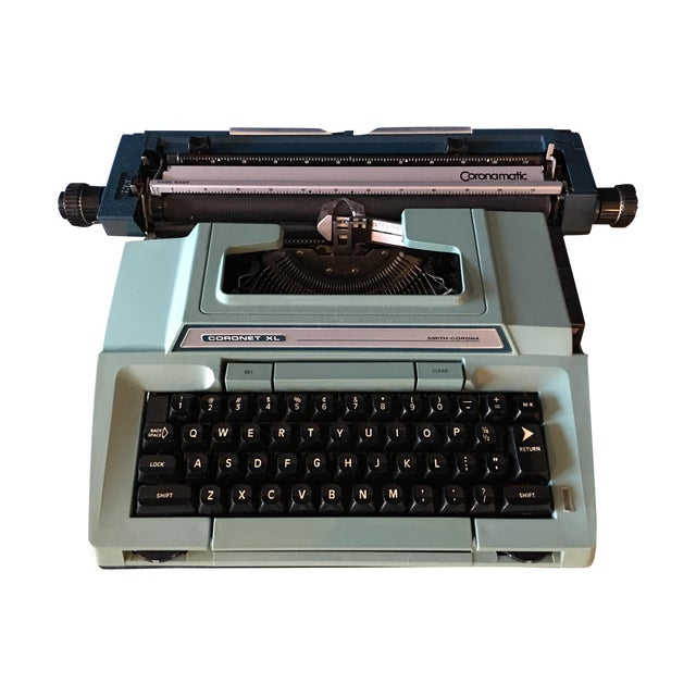 Mid-Century Smith-Corona Typewriter - Image 1 of 5