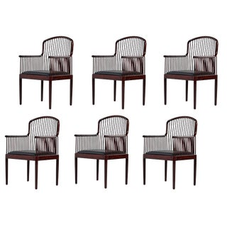 Davis Allen Andover Armchairs for Stendig of Italy For Sale