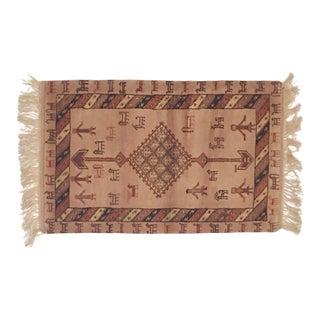 1970s Vintage Leon Banilivi Oushak Rug For Sale