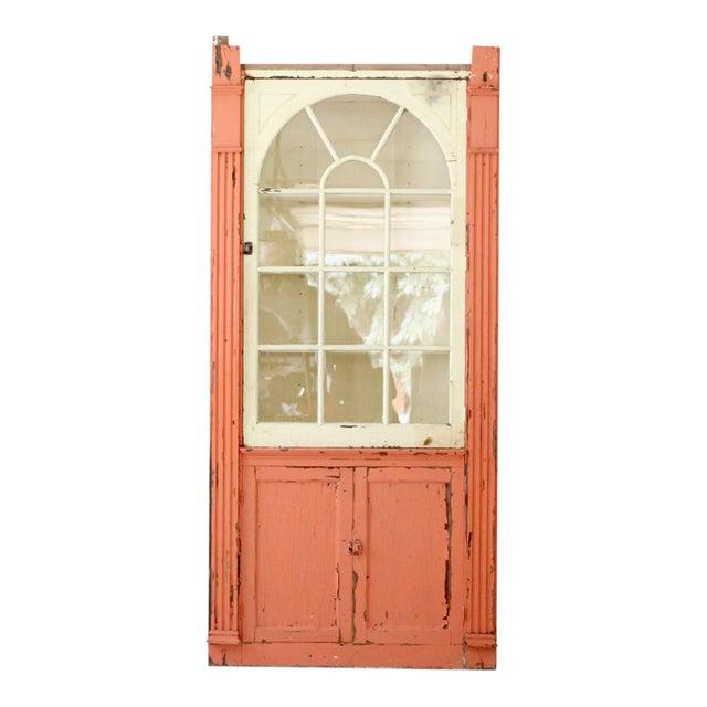 Antique Corner China Cabinet For Sale